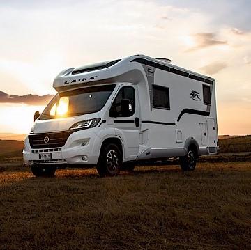 Laika Ecovip 309S Wohnmobil bzw. Camper für Hunde