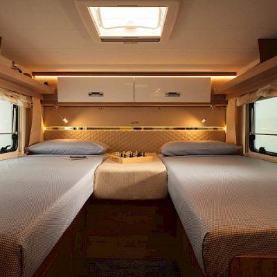 Best Friend Camper Betten Wohnmobil
