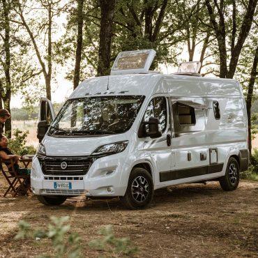 Wohnmobil für Hunde: Laika Kosmo Camper Van 6.4