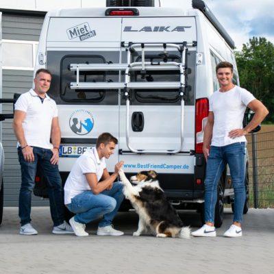BestFriendCamper Wohnmobilurlaub mit Hund Campen Ferien mit Hunden Wohnmobil mieten leihen oder kaufen
